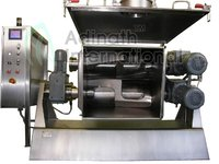 Stainless Steel Chemical Transparent Soap Kneading Machine