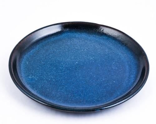 Studio Pottery Ceramic Dinner Plate