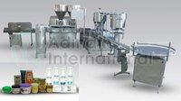 Sterile Vial Powder Filling Line