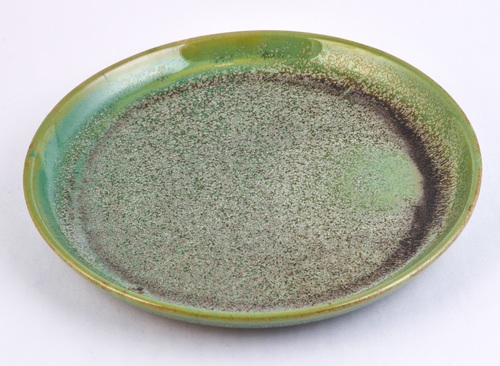 Studio Pottery Ceramic Dinner Plate