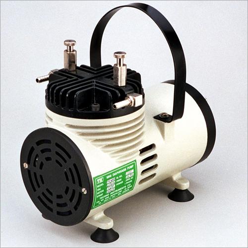 Oil Free Dry Vacuum Pump Cum Compressor