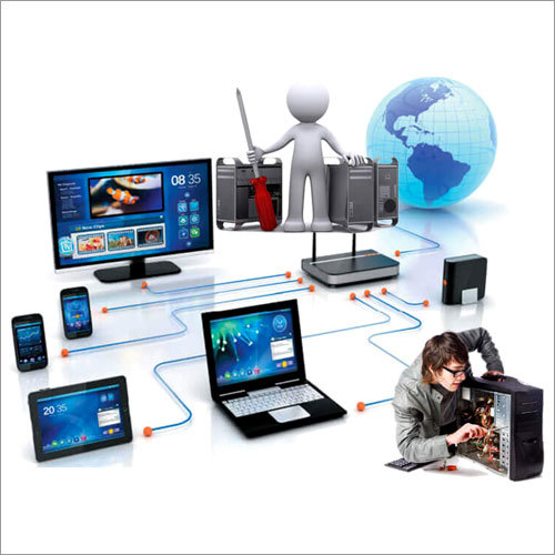Computer Hardware Networking Services