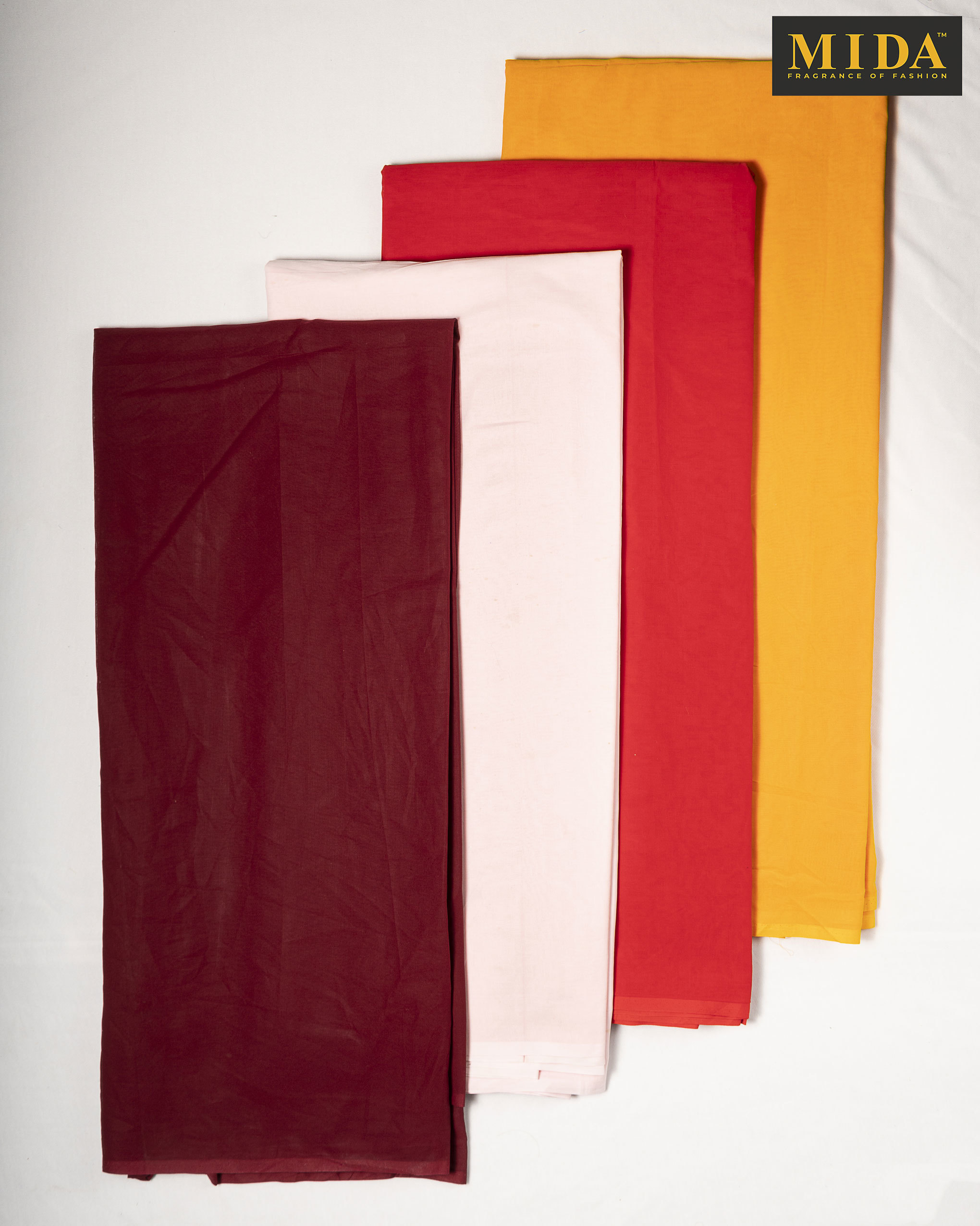 Plain Cotton Voile Fabric