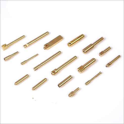 Precision Brass Plug Pin Socket