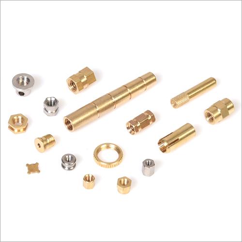 Precision Brass Molding Parts