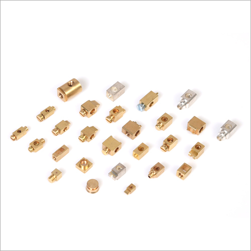 Precision Brass Switchgear Parts