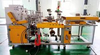 CNC Oil Duct Bonding Machine for Transformer insulation work,Transformer oil Duct Sticking Machine
