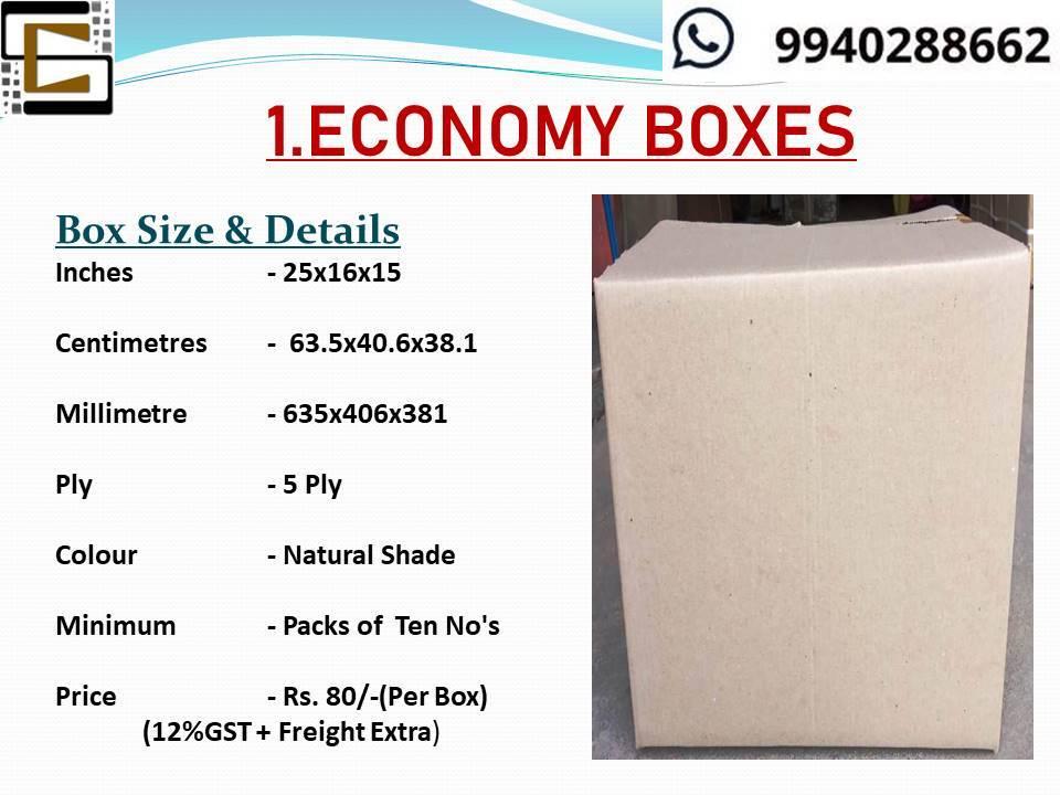 HOUSE SHIFTING BOXES PREMIUM