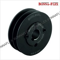 2 Groove Pulley