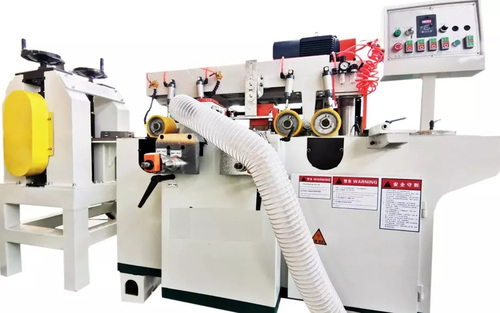 Paperboard Compacting and De-burring Machine for Transformer insulating material processing