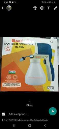 Sanitizer Gun