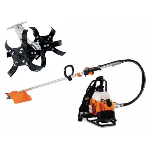 Back Pack Brush Cutter With Weeder
