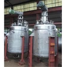 Reaction Kettel Vessels