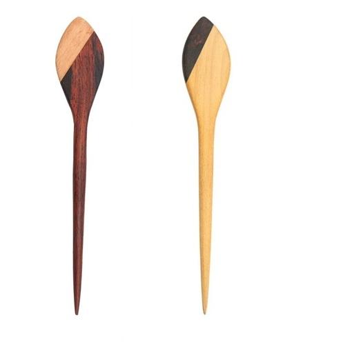 Shawl Sticks- Flat Spoon Shape