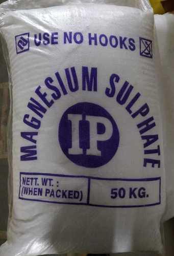 Magnesium Sulphate Pharma Grade (Epsom Salt)