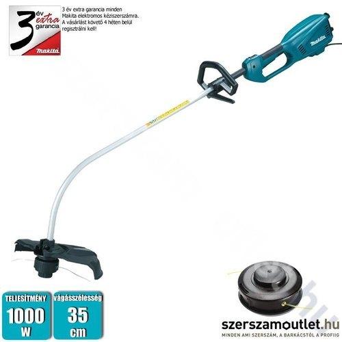 Makita Electric Brush Cutter 1000 Watt Ur3501