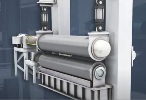 Calender of Paper Coating Machine