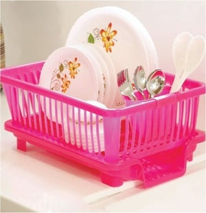 3 in One Dish Rack
