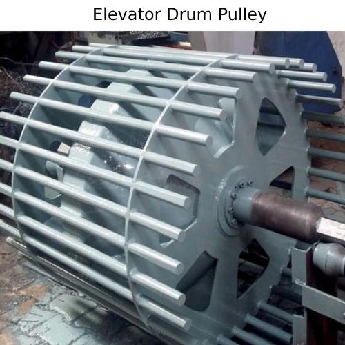 Elevator Drum Pulley