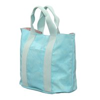 Inside Lined 12 Oz Dyed Cotton Canvas Beach Tote Bag