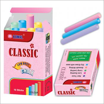 Mix Color Low Dust Chalk