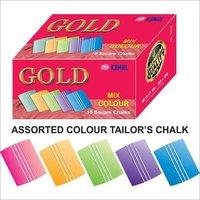 Mix Color Square Shape Tailor Chalk