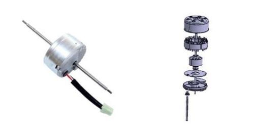 Blower Motor For Bus Air Conditioning (Evaporator & Condenser)