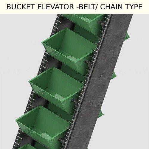 Bucket Elevator Belt Type