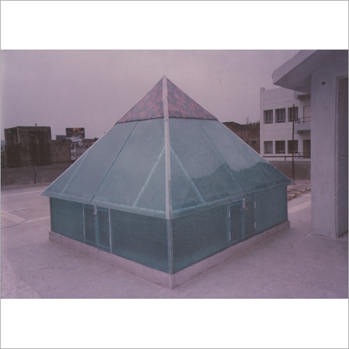 Polycarbonate Skylight Roofing Work