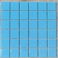 2x2 Square Glossy Black