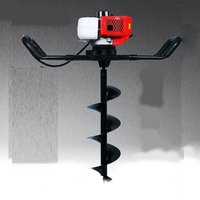 82CC 5HP Earth Auger With Bit
