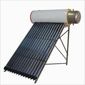 Pressurized Solar Water Heating System