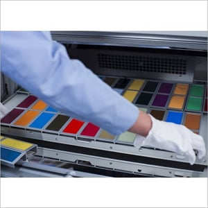 Chemical Analysis Paint Testing Services