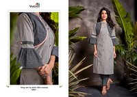 Vardhan Designer Spark Vol 2 South Cotton Kurti With Bottom Catalog