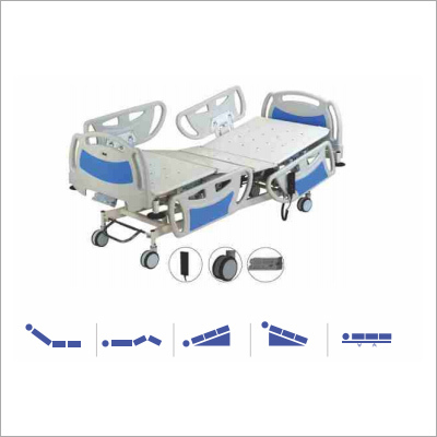 Electric Five Function ICU Bed