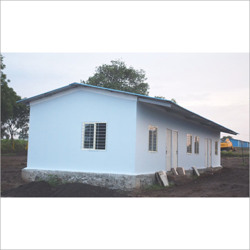 Base Camp In Prefab