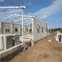 Structral Steel Work For Base Camp