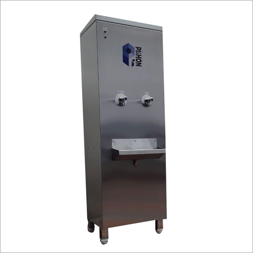SS Double Tap Water Chiller Dispenser