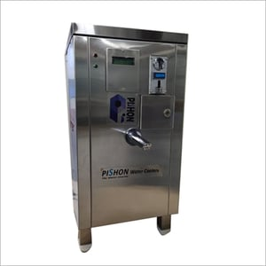 Stainless Steel Water ATM