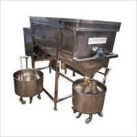 100 KG Rice Washing Machine