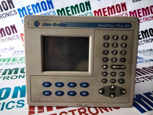Allen Bradley Panel View Plus 400 2711PC-B4C20D8