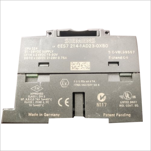 CPU 224 VDC Supply