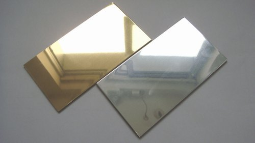 Aluminium Mirror Sheet 1-3mm