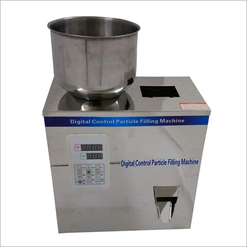 Mini Power And Granule Filler Machine
