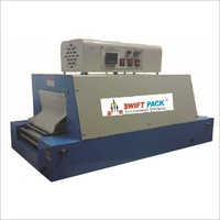Shrink Tunnel And Shrink Wrapping Machine
