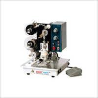 Automatic Hot Stamp Machine Ribbon Base Coding Machine