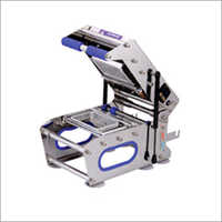 Tray And Cup Sealer Machine