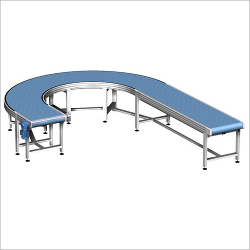 Stainless Steel Modular Conveyor