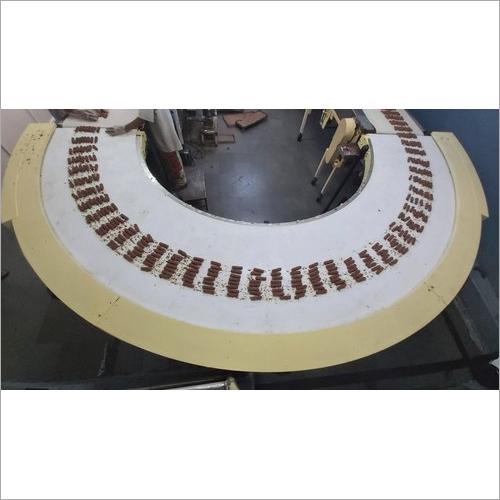 180 Degree PU Belt Conveyor