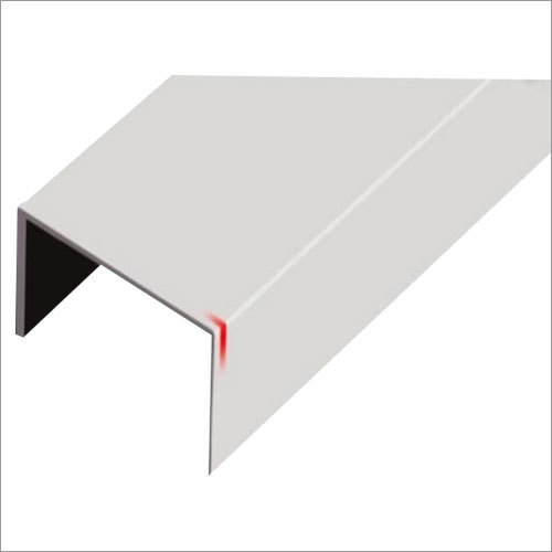 V Groove Right-Angled Corners